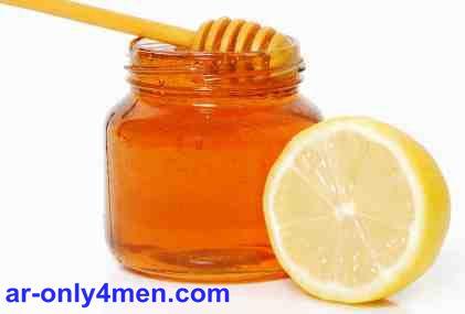 علاج الكحة-الجافة-علاج-السعال-الجاف-ليمون-عسل