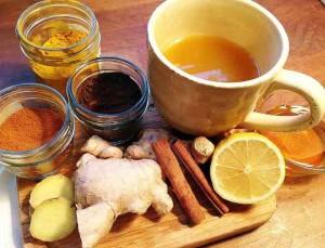 فوائد الزنجبيل فى علاج البرد و الانفلونزا