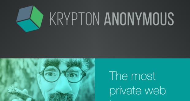 Krypton Anonymous