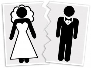 Ilustração - Divórcio