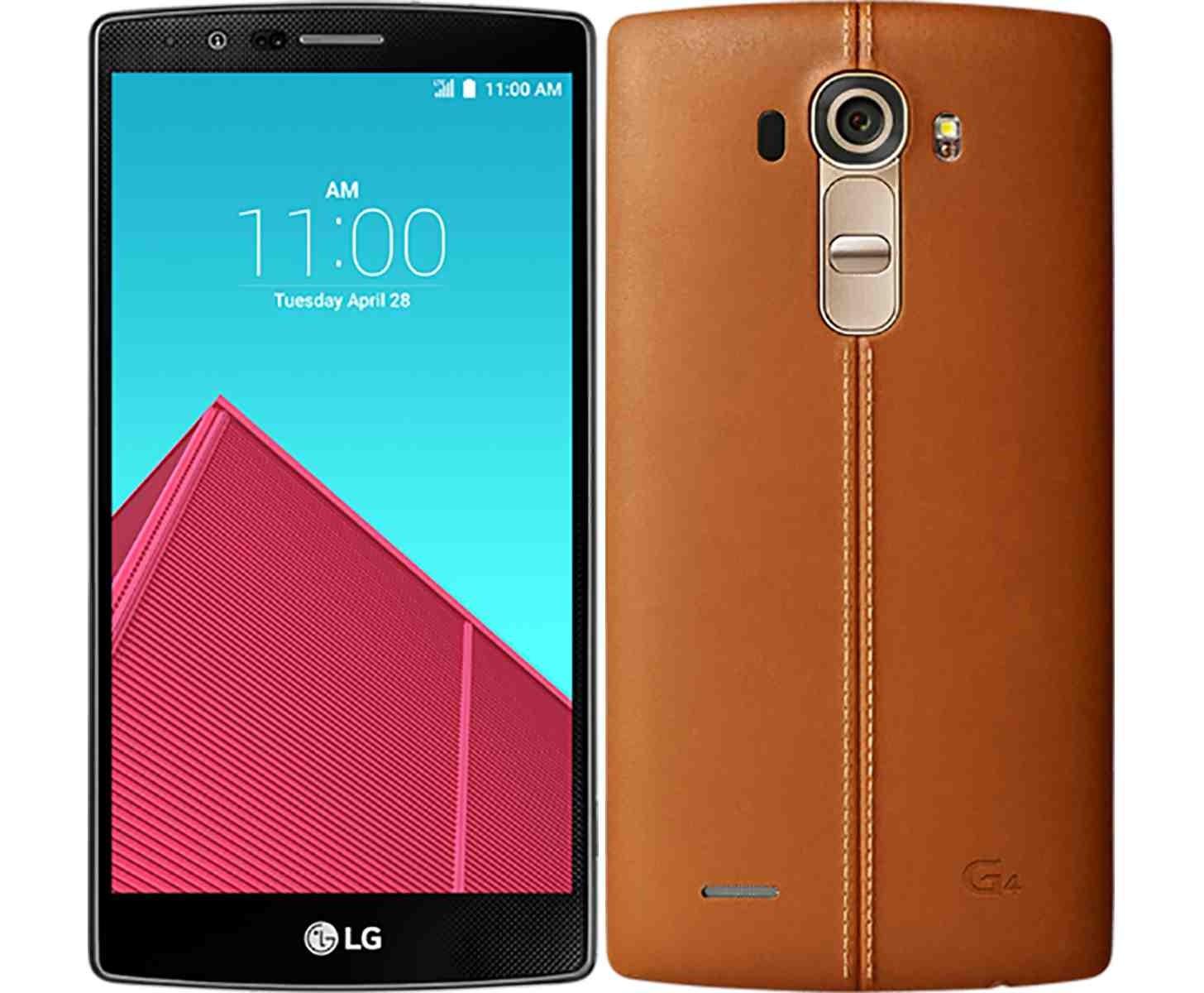مواصفات LG G4