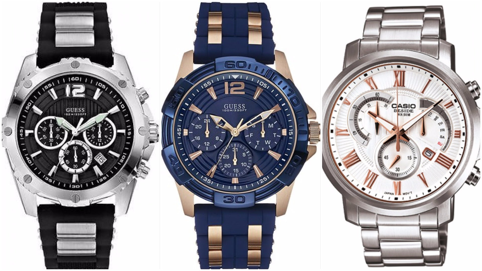 Best fashion watches 2018